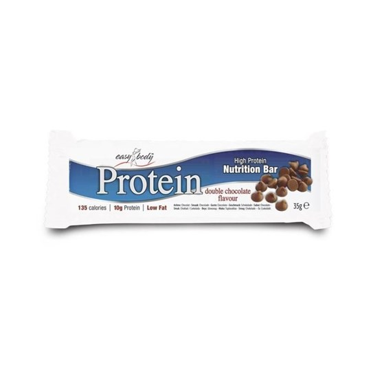 Picture of QNT Easy Body Protein Bar 35gr Double Chocolate