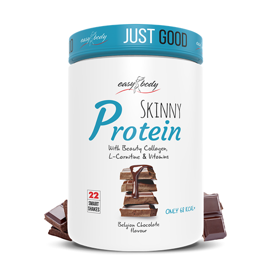 Picture of QNT Skinny Protein Belgian Chocolate 450g