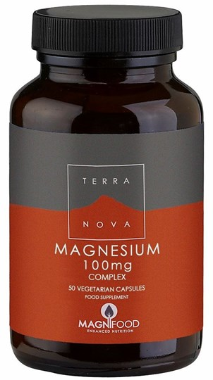 Picture of TERRANOVA Magnesium 100mg 50 κάψουλες