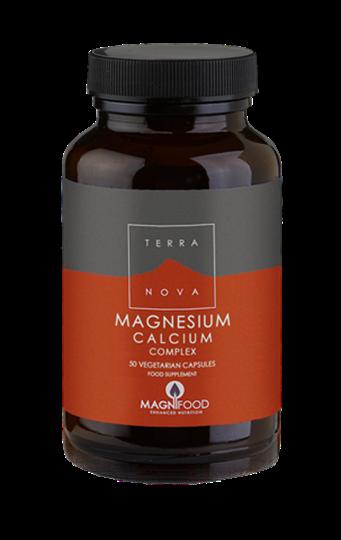 Picture of TERRANOVA Magnesium Calcium 50 κάψουλες