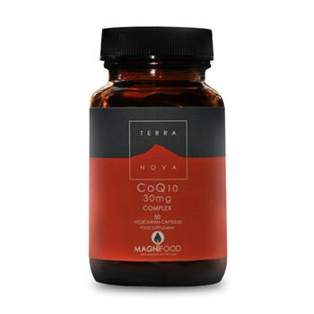 Picture of TERRANOVA CoQ10 30 mg Complex 50caps