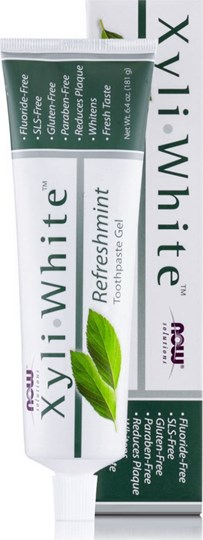 Picture of NOW XyliWhite™ Gel Refreshmint Toothpaste Gel 181ml