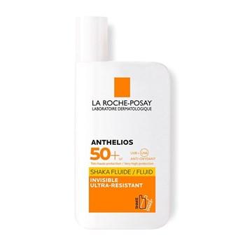 Picture of La Roche Posay Anthelios Shaka Fluid SPF50+ Αντηλιακή Κρέμα Προσώπου σε Λεπτόρρευστη Υφή 50ml