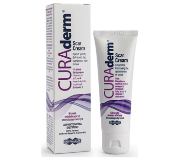 Picture of Unipharma Curaderm Scar Cream 50ml