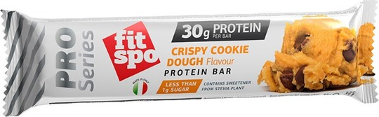 Picture of FIT SPO Pro Series Protein Bar Crispy Cookie Dough 85gr 30gr protein
