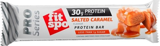 Picture of Fit Spo Pro Series Protein Bar 85gr Salted Caramel