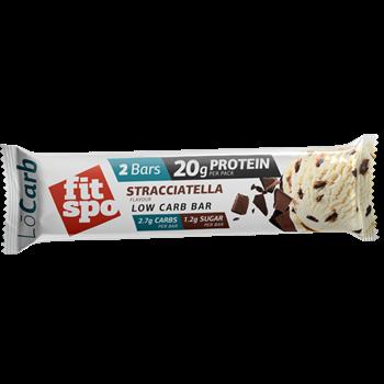 Picture of Fit Spo Lo Carb Protein Bar 60gr Stracciatella