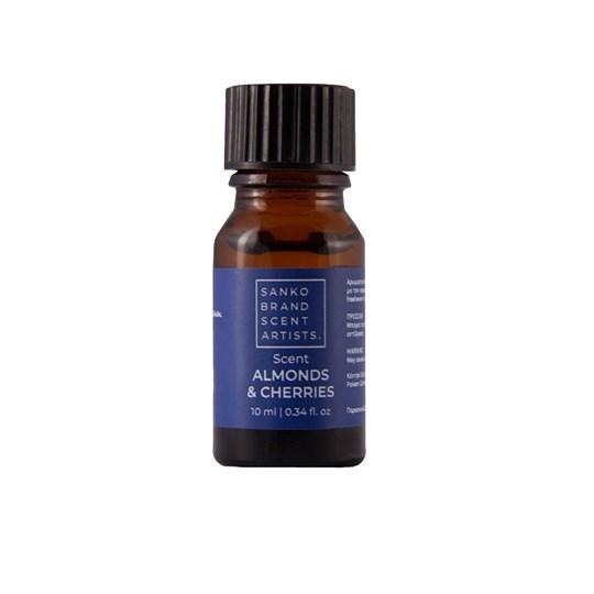 Picture of SANKO ALMONDS & CHERRIES Scent Ατμοσφαιρικό άρωμα χώρου για το Nebulizer 10 ml