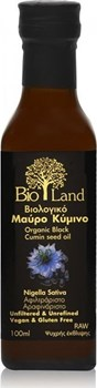 Picture of Bio Land Λάδι από Μαύρο Κύμινο 100ml