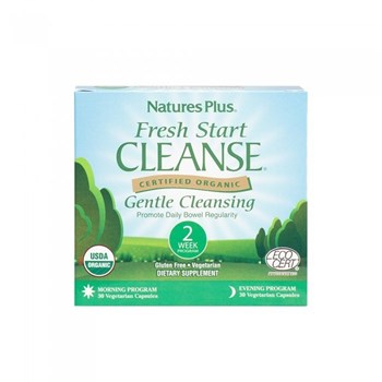 Picture of Nature's Plus Fresh Start Cleanse 15-Day Program 2x30caps
