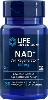 Picture of Life Extension NAD+ Cell Regenerator 30 φυτικές κάψουλες