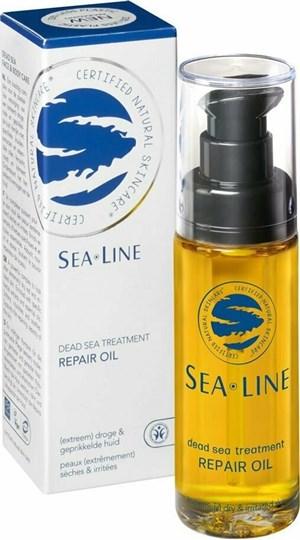 Picture of Sea Line Mineral Repair Oil 30ml με άλατα της Νεκράς Θάλασσας