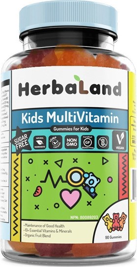 Picture of HERBALAND Kids Multivitamin 30gummies