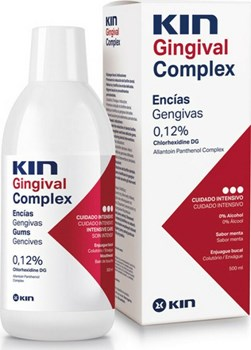 Picture of KIN GINGIVAL MOUTHWASH 250ML