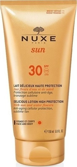 Picture of NUXE Sun Delicious Lotion High Protection SPF30 150ml
