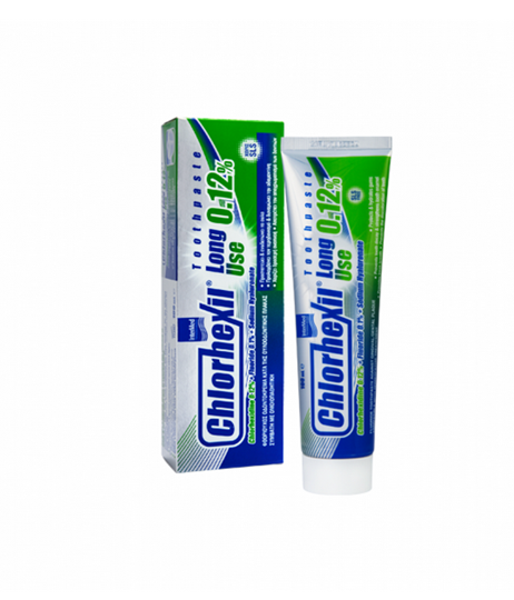 Picture of Intermed Chlorhexil 0.12% Toothpaste Long Use 100ml