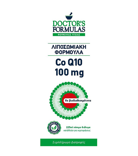 Picture of Doctor's Formulas COQ10 100mg 225ml