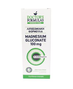 Picture of Doctor's Formulas MAGNESIUM GLUCONATE 100mg 225ml