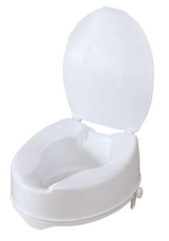 Picture of MOBIAK Ανυψωτικό κάθισμα τουαλέτας 15cm με καπάκι 0808184