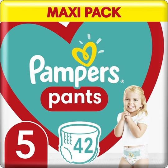Picture of Pampers Pants No5 (12-15kg) 42τμχ