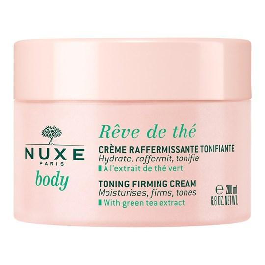 Picture of Nuxe Reve de The Toning Firming Cream Κρέμα Σύσφιξης Σώματος με Πράσινο Τσάι 200ml