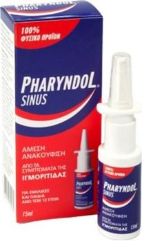 Picture of BioAxess Pharyndol Sinus 15ml
