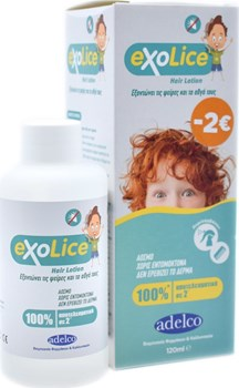 Picture of Adelco ExoLice Hair Lotion 120ml