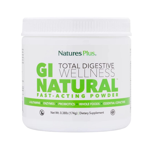 Picture of Nature's Plus GI Natural Powder 38lb.(174g)