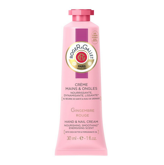 Picture of ROGER & GALLET GINGEMBRE ROUGE Crème Mains 30ml