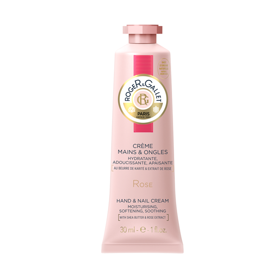 Picture of ROGER & GALLET ROSE Crème Mains 30ml