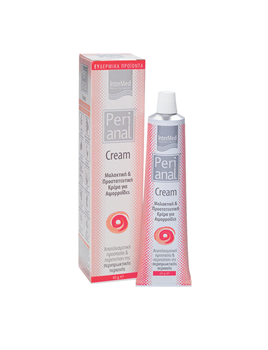 Picture of INTERMED PERIANAL CREAM Κρέμα Ανακούφισης & Προστασίας 45gr