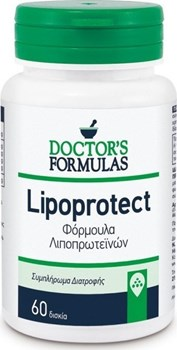 Picture of Doctor's Formulas Lipoprotect 60 ταμπλέτες