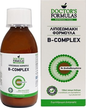 Picture of Doctor's Formulas B - Complex 150ml